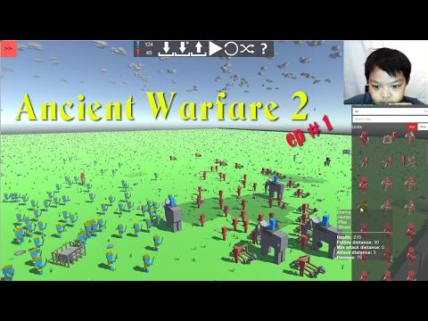 Ancient Warfare 2 EP#1 AthensGamerTV by Athens Thanakrit