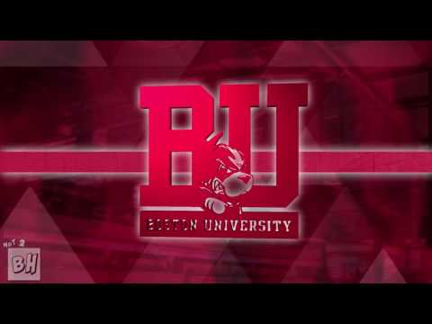 Boston University Terriers 2016-17 Goal Horn (Updated)