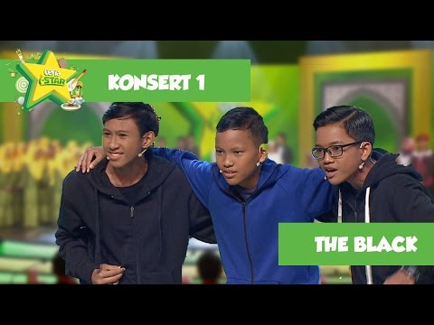 Ceria i-Star: The Black -  Friends [Konsert 1] #CeriaiStar