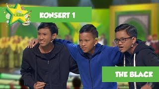 ceria i star the black friends konsert 1 ceriaistar