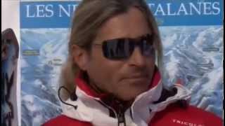 видео Горнолыжные курорты Испании