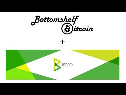 Bottomshelf Bitcoin ep. 13 - Nicolas Dorier explains BTCPay Server (Bitpay factory)