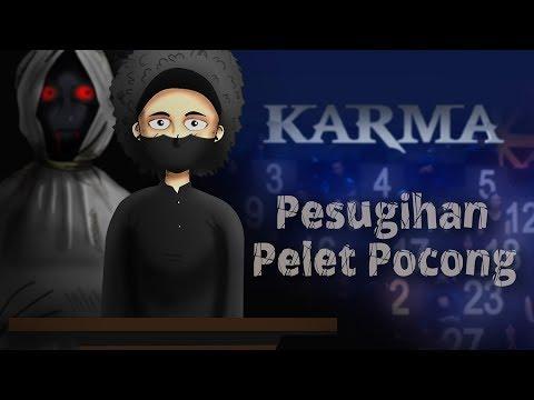 Hadiah Misterius - Kartun Hantu & Horor, Cerita Misteri Indonesia, Creepypasta, | Rizky Riplay
