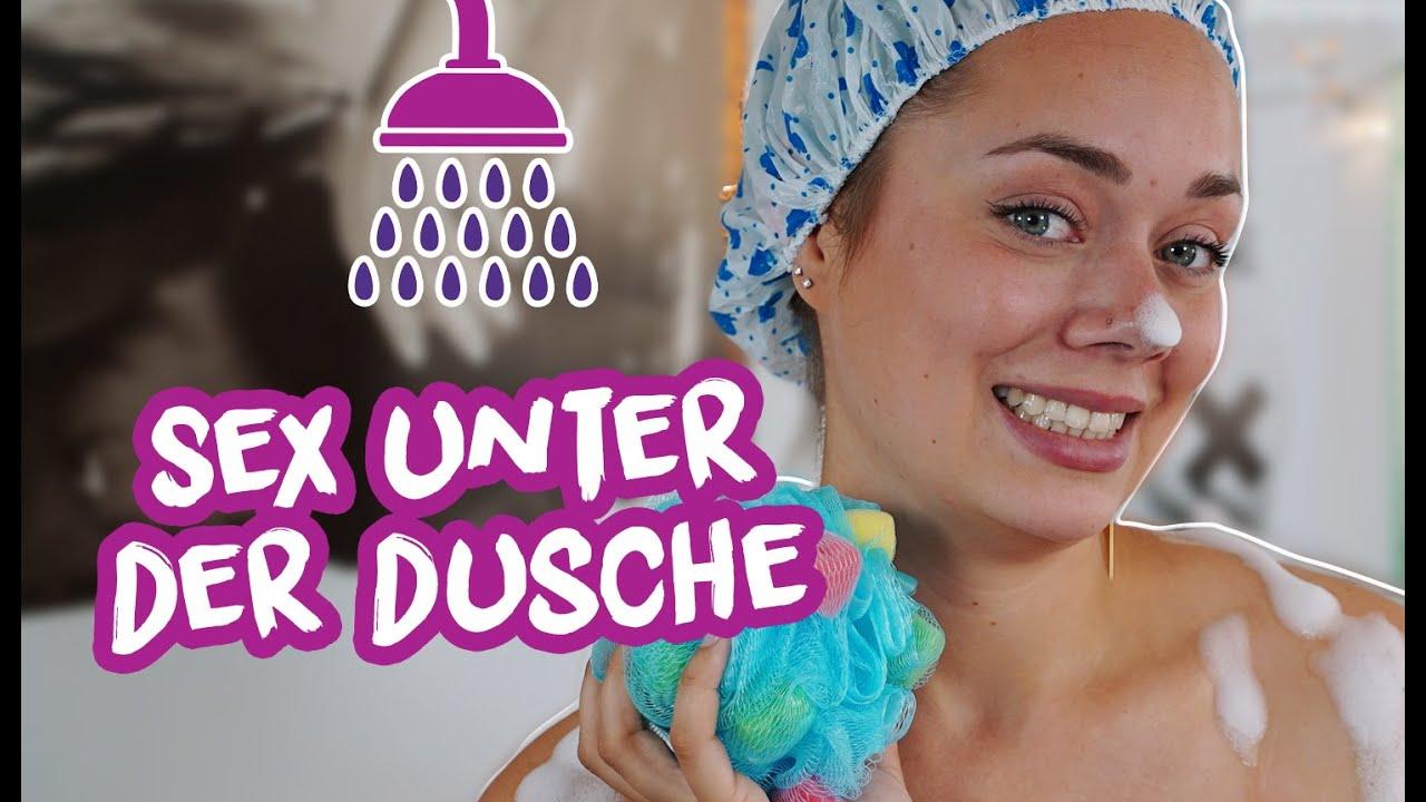 Sexstellungen Unter Der Dusche