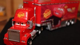 Mattel Disney Cars Mack Hauler (Cars 2 Version) 2011 Die-cast