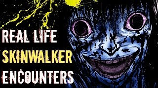 Download Video 4 Real Life Skinwalker Encounters MP3 3GP MP4