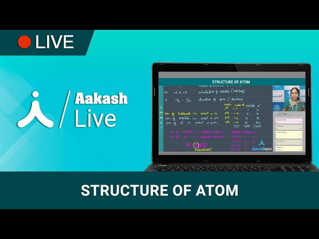 Complete coverage of Structure of Atom for NEET | Aakash Digital