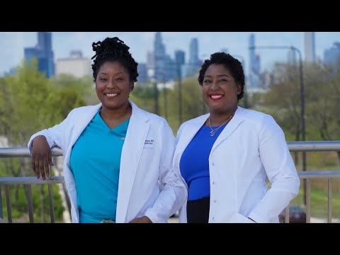 Twin doctors are trying to end racism in medicine