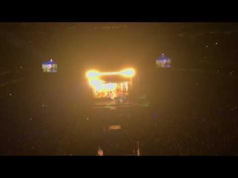 Travis Scott - pick up the phone (Live at DAMN. Tour Philadelphia 7/19/17)