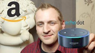 Amazon Echo Dot - zweite Generation DER HAMMER !!!!