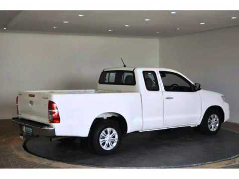 2012 TOYOTA HILUX 2.5 D-4D R/B SRX P/U XTRA CAB Auto For Sale On Auto Trader South Africa