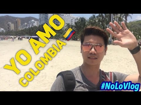 YO AMO COLOMBIA | BUSINESS W/ PLEASURE TRIP IN COLOMBIA | NoLo Vlog