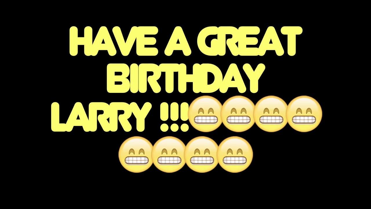 Happy Birthday Facebook Larry