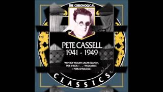 Pete Cassell - Freight Train Blues