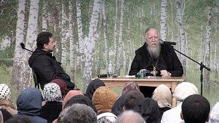 Протоиерей Димитрий Смирнов. Современная духовная теплохладность