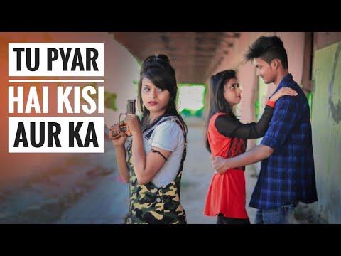 Tu Pyar Hai Kisi Aur Ka   Heart Touching Love Story Cover By Rahul Jain   Dil Hai Ke Manta Nahin