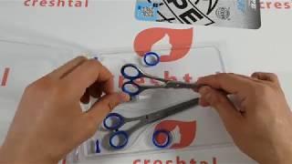 Обзор парикмахерских ножниц Kiepe 292
