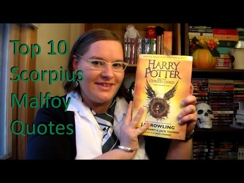 top ten scorpius malfoy quotes