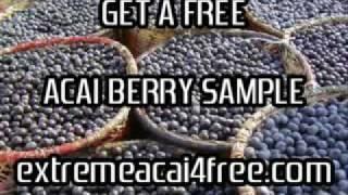 Acai Berry Weight Loss