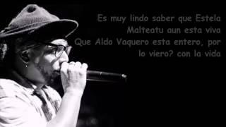 LOS ALDEANOS (Aldo)- Mi mejor cancion ( LETRA ) 2014
