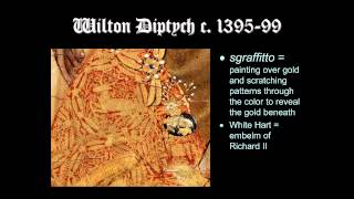 English Gothic: Wilton Diptych
