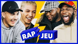 Larry & RK vs Stavo & Zed (13 Block) - Rap Jeu de Noël #17