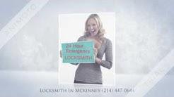 Locksmith In Mckinney TX