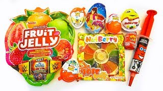 Some Candies And Surprises opening