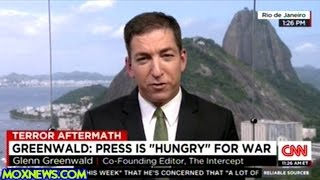 Glenn Greenwald Pummels US Intelligence Agencies For Evidence Free Claims