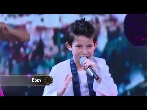 | Eddy Valenzuela | - VIVIR MI VIDA - Marc Anthony - Academia Kids (Cover)