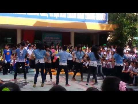 9/12 Võ Thành Trang dance chung kết(champion)-2012