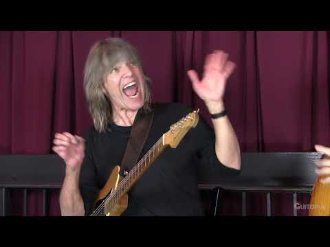 A Guitar Conversation With Legendary Guitarist, Mike Stern For Guitopia.com!