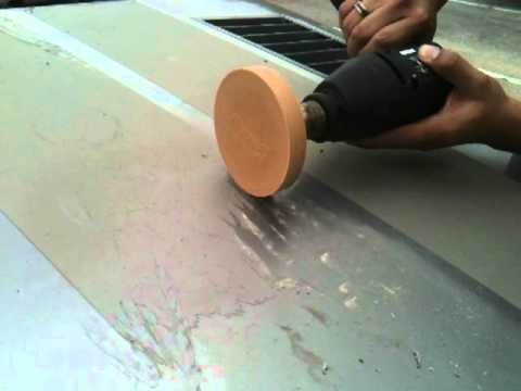 How To Remove Vinyl Decals From Auto Paint The Easy Way With The - Vinyl decals for cars removal