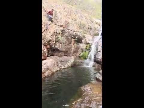Nagla silver falls jump
