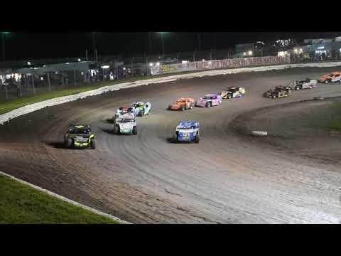 A feature Part 1 25! Trevor Baker Eagle Raceway 7/07/2018