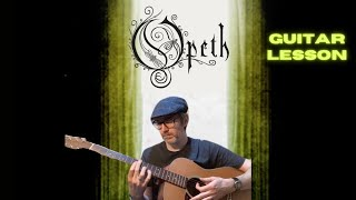 OPETH Coil guitar lesson