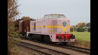 Veluwsche Stoomtrein Maatschappij / Fotoverslag van het VSM-depot in Beekbergen
