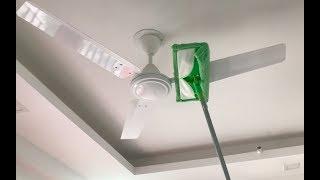 कैसे करें घर चुटकियों में साफ़ | Flat Mop Scotch Brite | Product Review & Demonstration