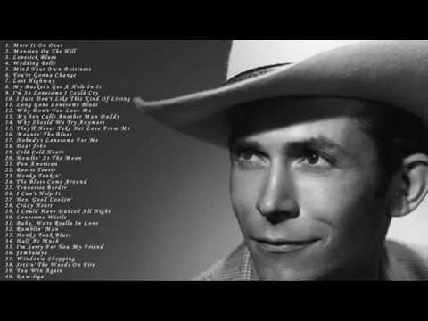 Hank Williams: Greatest Hits Full Album - Best Songs Of Hank William