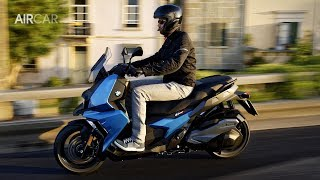 2018 BMW C 400 X ► New Premium Mid-size Scooter For Urban