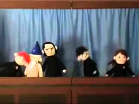 harry potter puppet pals the mysterious ticking noise