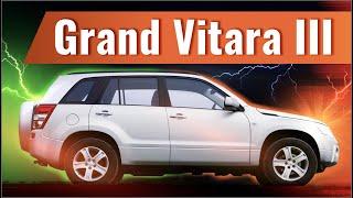Обзор Suzuki Grand Vitara.  Цена содержания Сузуки Гранд Витара 3 поколения