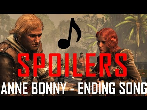 Assassin's Creed IV Black Flag - Anne Bonny Ending Song 'The Parting Glass""