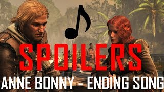 *SPOILERS* AC IV Black Flag - Anne Bonny Ending Song