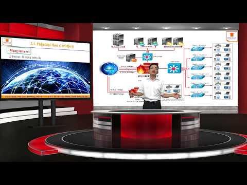 [Quản Trị Mạng Và Bảo Mật]-Bài 1.  Tìm Hiểu Về Mạng Máy Tính, Phân Loại Hệ Thống Mạng