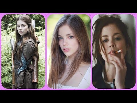 Charlotte Hope Myranda in Game of Thrones Rare Photos  Family  Friends Lifestyle