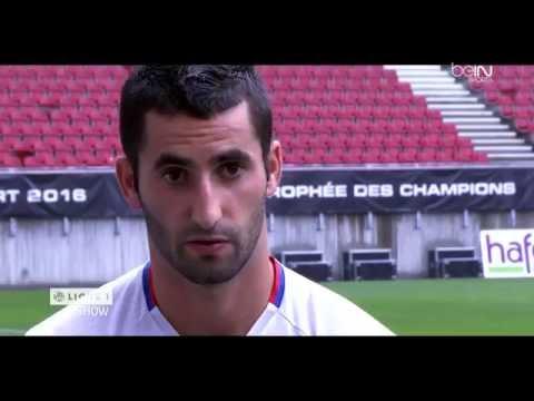 Interview : Maxime Gonalons - Olympique Lyonnais