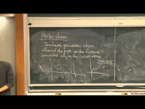 5. Stochastic Processes I