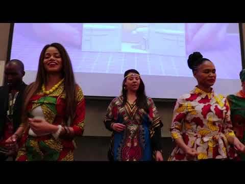 Singapore Airlines Staff Dance South Africa