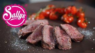 Das perfekte Steak: Rinderhüftsteaks / günstige Steaks / Rinderhüfte richtig zerlegen